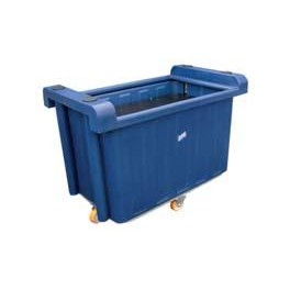 Independent Spring Lift Trolley 100mm