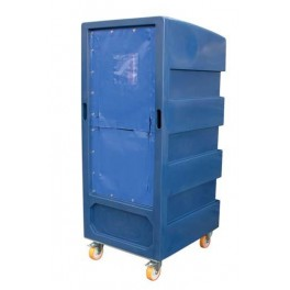 "5ft 10"" Distribution Trolley (50/50 Zip Curtain)"