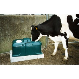 Double Ball Insulated Trough ID80