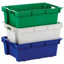 Euro Stack and Nest Container - Solid (32 litre)