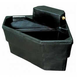 22 Gallon Corner Water Trough