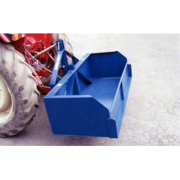 6ft Heavy Duty  Tipping Transport Boxes