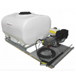 500L Pressure Washer Skid Unit