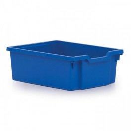 Stack/Nest 15L Solid Tray with Hand Grips