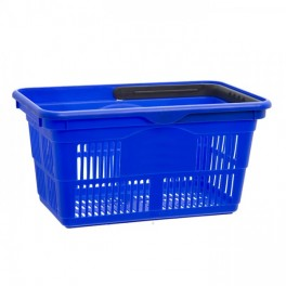 Shopping Basket 24L - Single handle