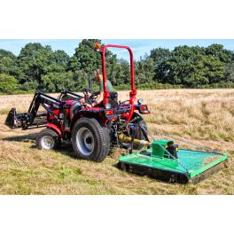 Topper Mower 1.6m Wide