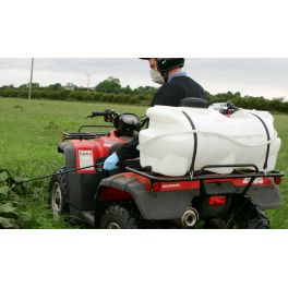 100L ECO SPRAY' ATV Sprayer with Drain Bung Only and Ring Terminal for ATV