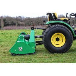 Standard Duty Flail Mower TSD125 1.25m