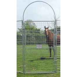 Mesh Turnout Pen with Gate