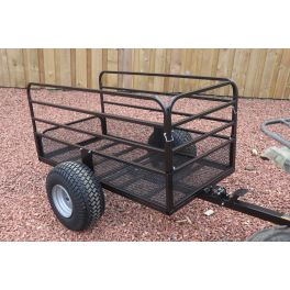 ATV Heavy Duty Mesh Cart