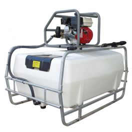 200L Skid Mounted Interpump Pressure Washer Unit - 13L/min - 2900Psi