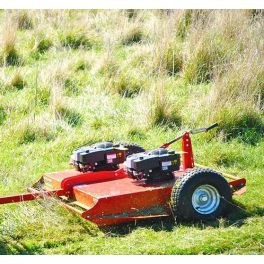 "1.27m (50"") Twin Series Rotary Mower with 12hp B&S Engine"
