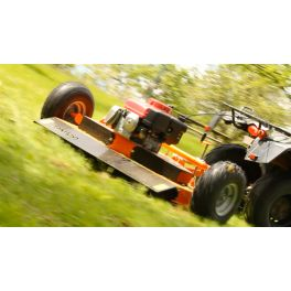 Rotary Paddock Topper/ Mower RM150 - 13hp Honda GXV390 Recoil - Comes as standard