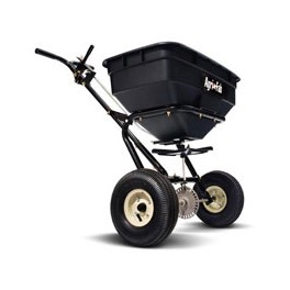 100lb Push Broadcast Spreader