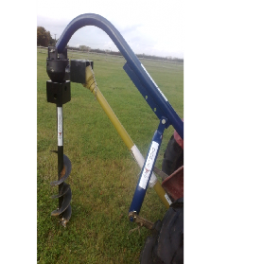 "Post Hole Borer 6"" or 9"" auger"