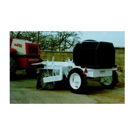 Two-Way Towed Sweeper 2500mm Wide