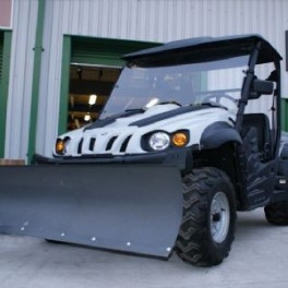 Quad Atv Utv Snow Plough Range Smallholder Supplies